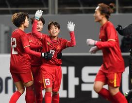 AFC khen ngợi đội nữ Việt Nam sau khi giành vé đi tiếp