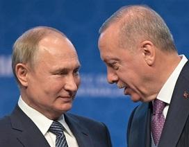 Vai trò trọng tài của Nga bị lung lay vì giao tranh Syria-Thổ Nhĩ Kỳ?