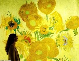 Sống trong thế giới hội họa của Van Gogh