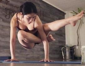 """3 cô giáo yoga xinh nhất xứ Hàn được ví như """"người không xương"""""""