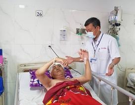 Phẫu thuật thành công lấy khối u nặng 0,5kg trong não bệnh nhân