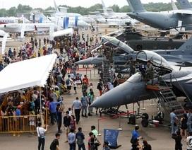 Quan chức Mỹ, Lockheed Martin rút khỏi triển lãm hàng không Singapore