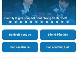 Viettel xây dựng app Sức khoẻ Việt Nam cho Bộ Y tế do virus corona