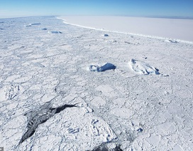 Băng trôi lớn nhất thế giới sắp tiến vào Đại Tây Dương