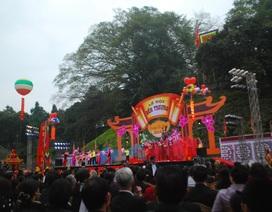 Dừng Lễ hội xuân đền Thượng lớn nhất tỉnh Lào Cai để phòng dịch
