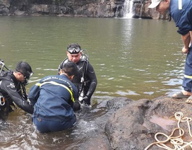 Nam sinh đuối nước tử vong tại khu du lịch không phép