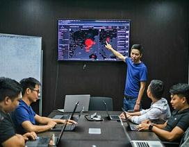 Trang web theo dõi diễn biến dịch corona của nhóm 5 kỹ sư người Việt
