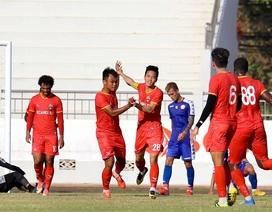 Công Phượng nhạt nhòa, TPHCM thua trước ngày dự AFC Cup