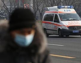 Số người chết vì virus corona tăng lên 722 người, vượt đại dịch SARS