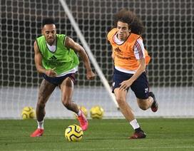 Arsenal luyện tập trong kì nghỉ Đông ở Dubai