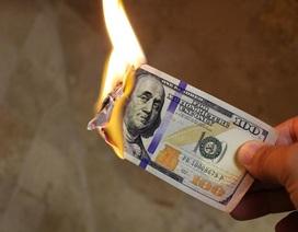Đốt hơn 17 tỷ đồng để không phải trả tiền nuôi con cho vợ cũ