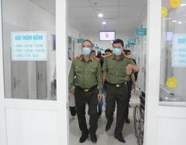 Bệnh viện đầu tiên tại miền Trung thực hiện được xét nghiệm virus corona