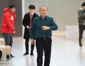 V-League hoãn tới tháng 3, HLV Park Hang Seo vẫn trở lại Việt Nam sớm