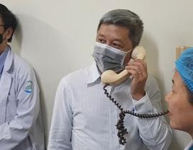 Việt kiều Mỹ đã âm tính với Covid-19 sau nhiều lần xét nghiệm