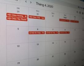 Tạo lịch nhắc các ngày Giỗ, ngày Lễ đầu năm bằng Google Calendar