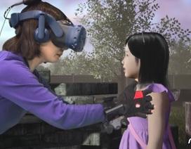 Video mẹ gặp lại con gái đã mất bằng công nghệ VR khiến dân mạng cảm động
