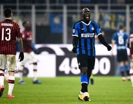 Lukaku ghi bàn, Inter lội ngược dòng kinh điển trước AC Milan