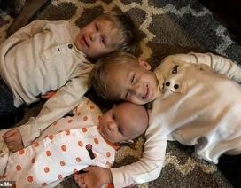 3 con trai mắc ung thư hiếm gặp mà người mẹ từng bị lúc nhỏ