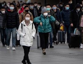 """Corona """"vượt mặt"""" SARS, Trung Quốc vẫn kích hoạt lại hàng triệu lao động"""