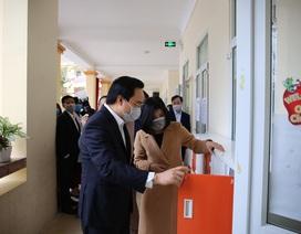 Bộ Y tế: Học sinh có thể trở lại trường sau khi tiêu độc, khử trùng lớp học