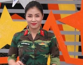 """MC Hoàng Linh kể về """"kho báu"""" có được sau 13 năm gắn bó với người lính"""