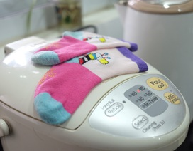 4 mẹo sấy khô quần áo bằng các thiết bị sẵn có trong nhà