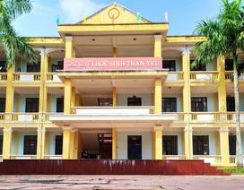 Hơn 20 trường học thiếu chức danh Phó hiệu trưởng
