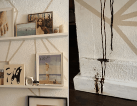 Kinh hoàng sự thật từ vệt dịch đen chảy dọc tường nhà