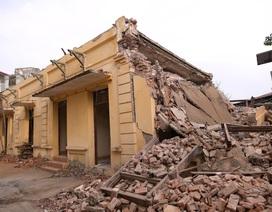 Liệu có thể phục hồi được Trạm phát sóng Bạch Mai vừa bị phá dỡ?
