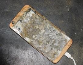 Điện thoại phát nổ khi đang sạc, một thanh niên ở Cà Mau bị thương
