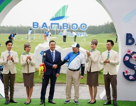 """""""Cất cánh"""" chinh phục Hole in one """"khủng"""" cùng Bamboo Airways 2020"""