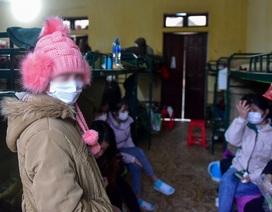 Người phụ nữ trốn khỏi khu cách ly sang Trung Quốc đã được đưa về nước