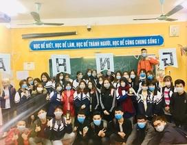 Vĩnh Phúc: Thầy giáo ra đề kiểm tra Ngữ văn về dịch bệnh virus nCoV
