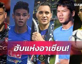 Báo Thái tự hào vì giải VĐQG thu hút các ngôi sao của Đông Nam Á