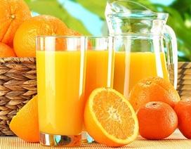 Uống nước cam, ăn gừng, sả có ngăn được virus corona?