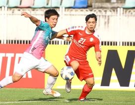 Công Phượng ghi bàn, CLB TPHCM hoà trên đất Myanmar tại AFC Cup