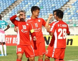 AFC khen ngợi Công Phượng sau bàn thắng vào lưới Yangon United