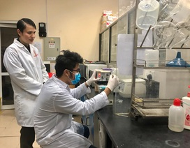 Nhóm nghiên cứu chế tạo test nhanh corona: Sẽ được tạo điều kiện tối đa