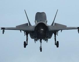 F-35B Mỹ phô diễn sức mạnh tại triển lãm hàng không Singapore