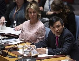 Hội đồng Bảo an thảo luận về tình hình Israel - Palestine