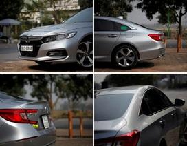 """Honda Accord - """"Trẻ hoá"""" khách hàng thành đạt"""