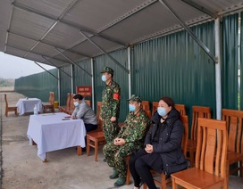 Bắc Giang cách ly 27 công dân Việt Nam và Trung Quốc