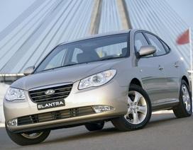 Hyundai triệu hồi 430.000 xe Elantra đời cũ vì nguy cơ cháy