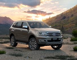 Ford nâng cấp Ranger và Everest, có thêm Ranger Limited