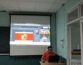 Cao đẳng FPT Polytechnic: Giảng đường online sôi động trong mùa dịch Corona