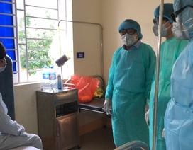 Nghệ An cách li 1 bệnh nhân tiếp xúc với người ở tâm dịch corona Vĩnh Phúc