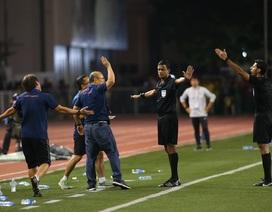 HLV Park Hang Seo phải tự trả tiền khi bị AFC phạt 5000 USD