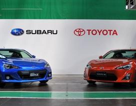 Subaru chính thức trở thành công ty con của Toyota