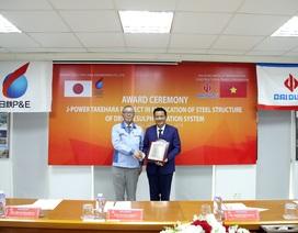 Tập đoàn Đại Dũng nhận bằng khen Good Partner từ Công ty NSPE – Nhật Bản
