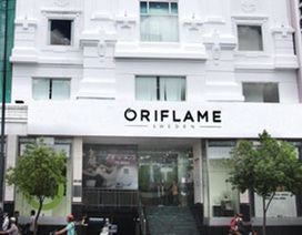 Công ty đa cấp phân phối cho mỹ phẩm Oriflame đóng cửa
